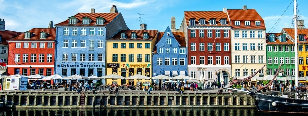 Dining in Nyhavn